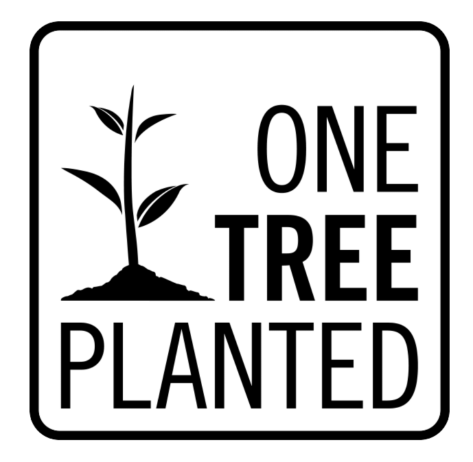One Tree Planted for every online order