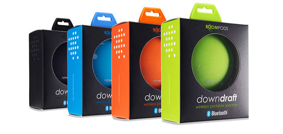 downdraft packaging