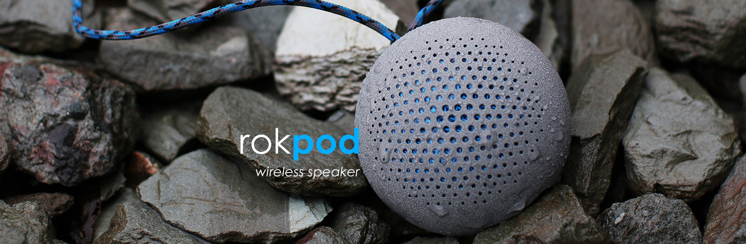 Boompods rokpods