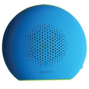 Boompods - doubleblaster2 in blue