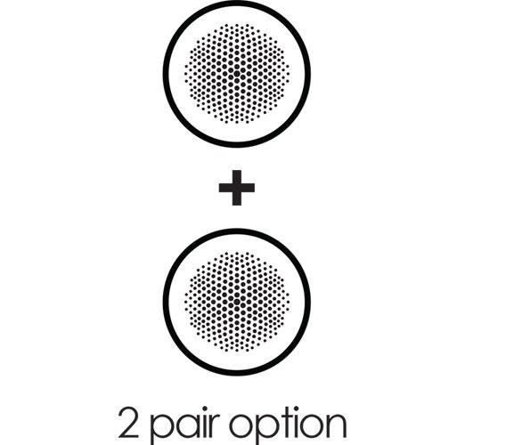 2 pair option