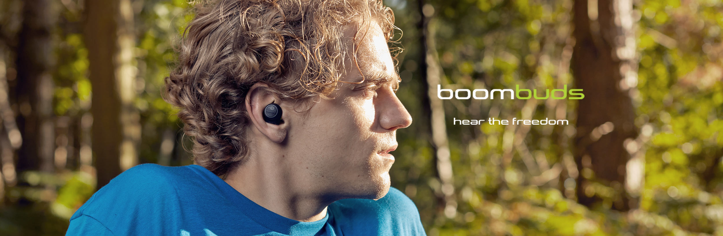 Boompods boombuds - wireless earbuds