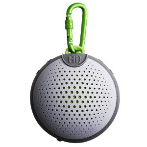 Boompods aquablaster - Green/Grey