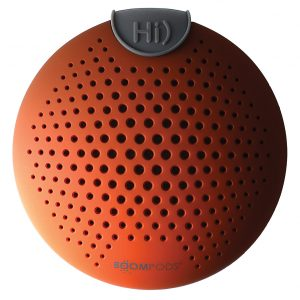 Boompods Soundclip - Orange