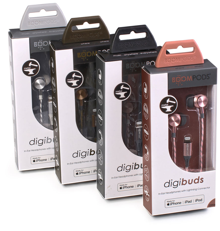Digibuds Boxes
