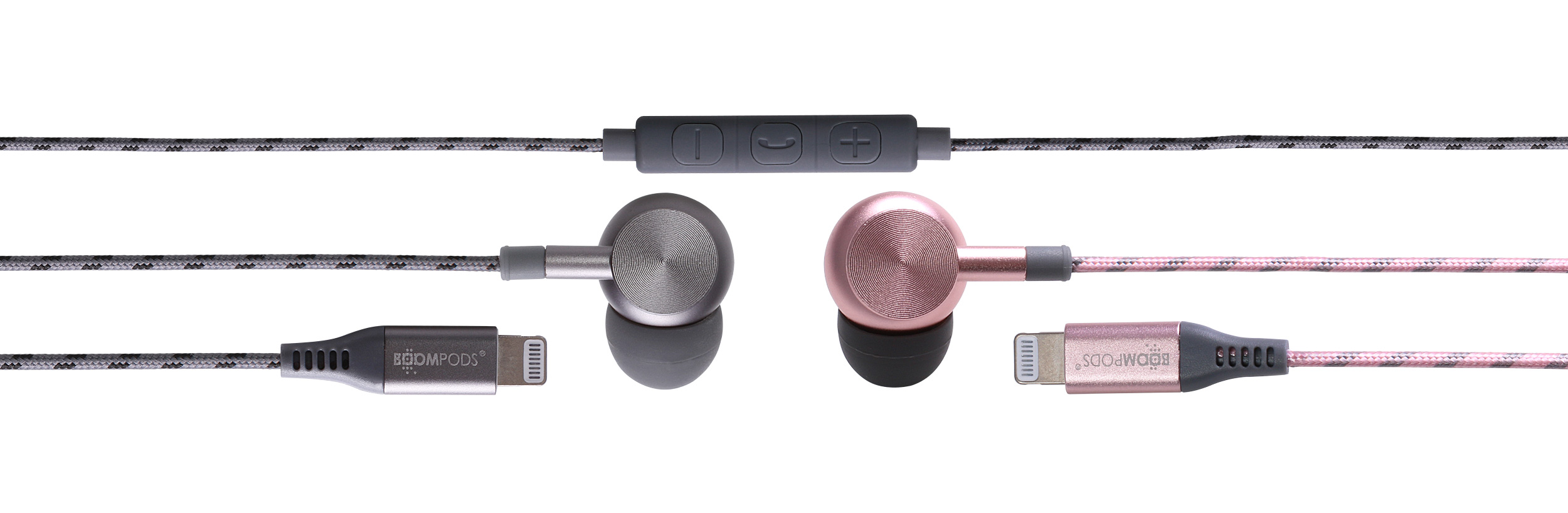 Boompods digibuds headphones
