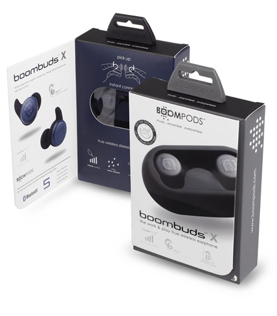 Boompods boombuds X - Boxes