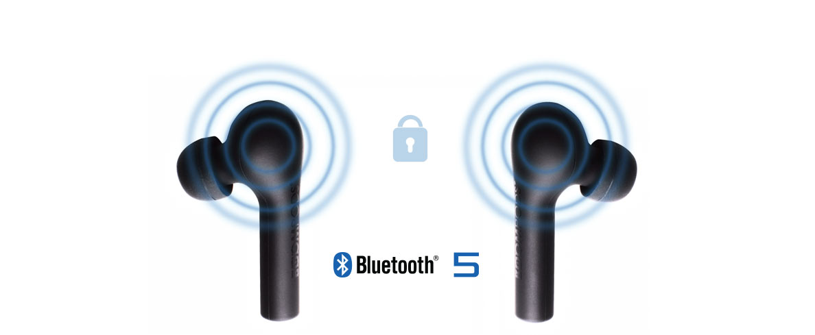 Bassline TWS - True Wireless Earbuds
