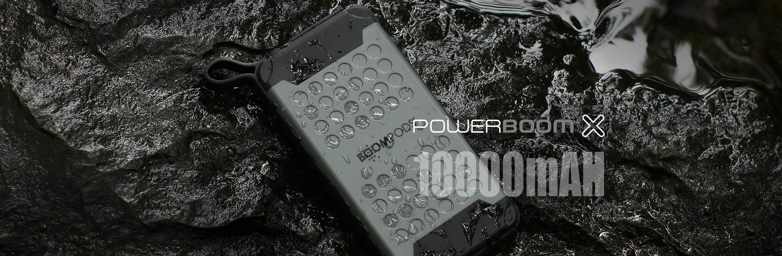 Boompods Powerboom X 10 Waterproof