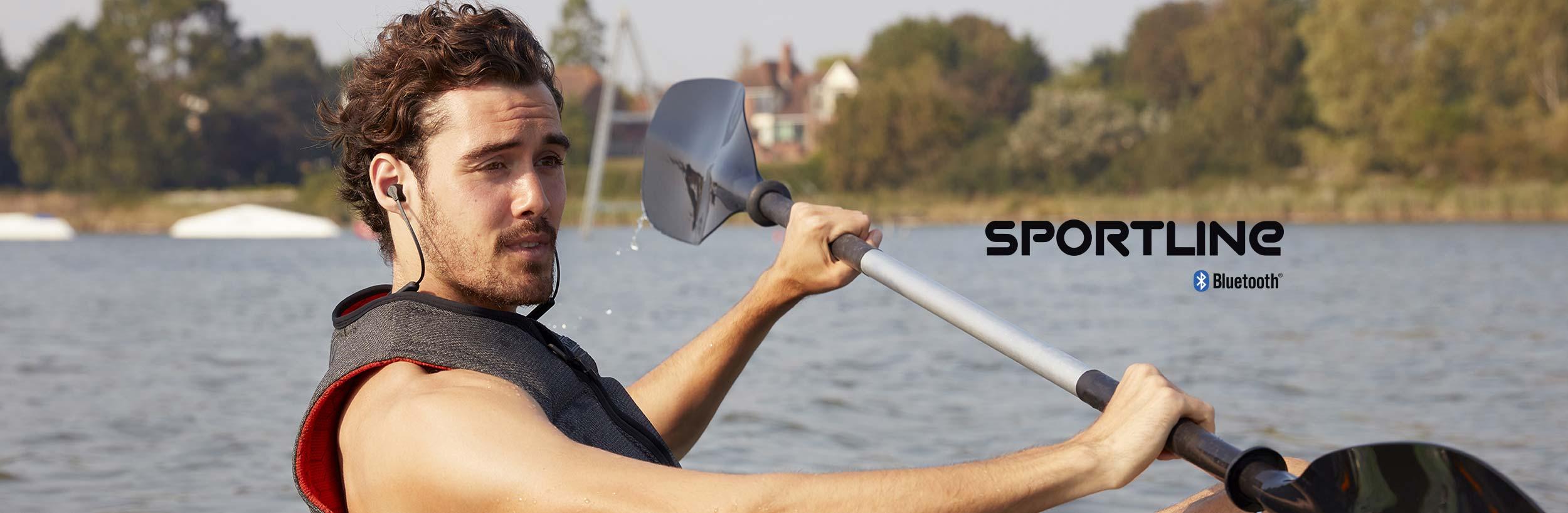 Sportline earphones