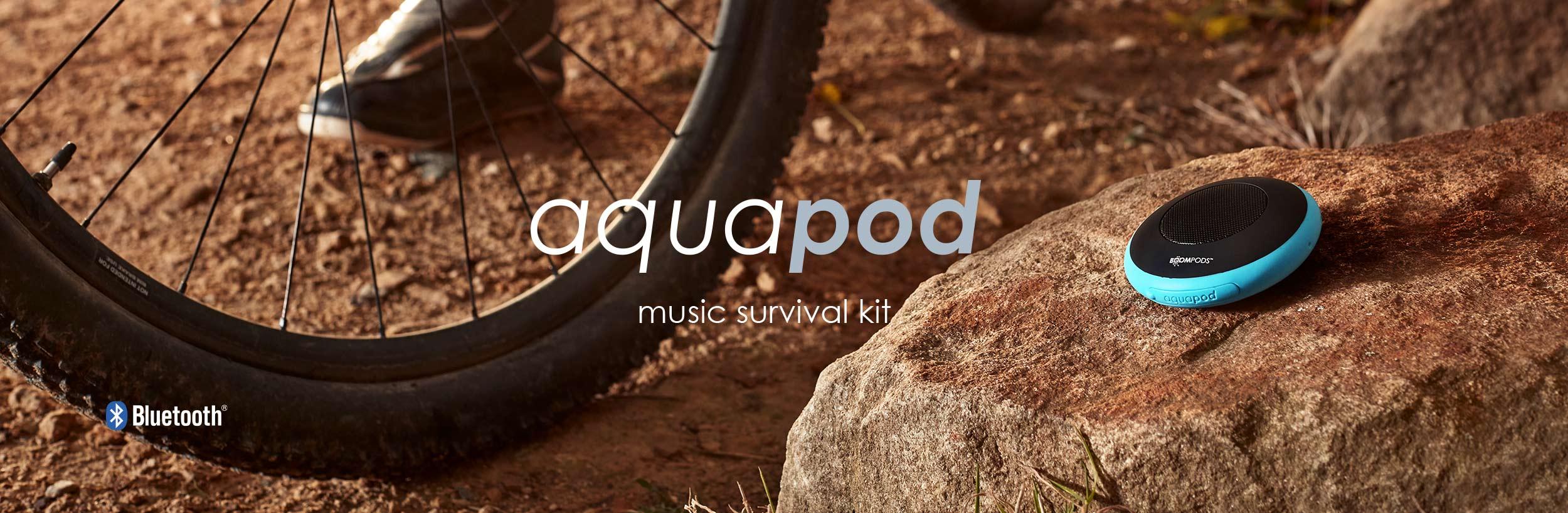 Boompods Aquapod
