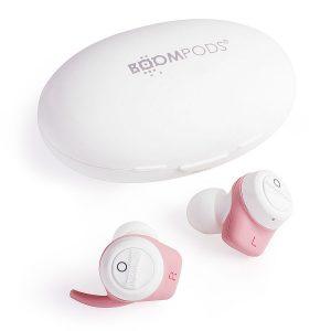 Boombuds - Pink & White