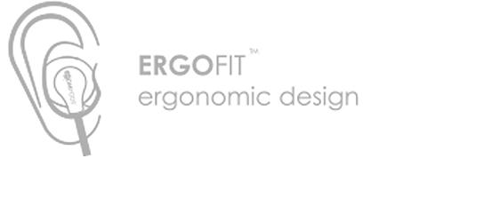 Boompods sportline plug-in with Ergofit TM