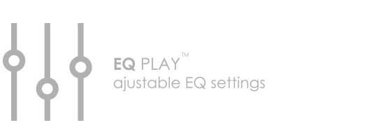 EQ Play - Adjustable settings