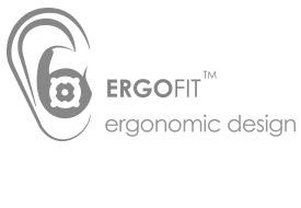 Boompods ERGOFIT - extreme fit