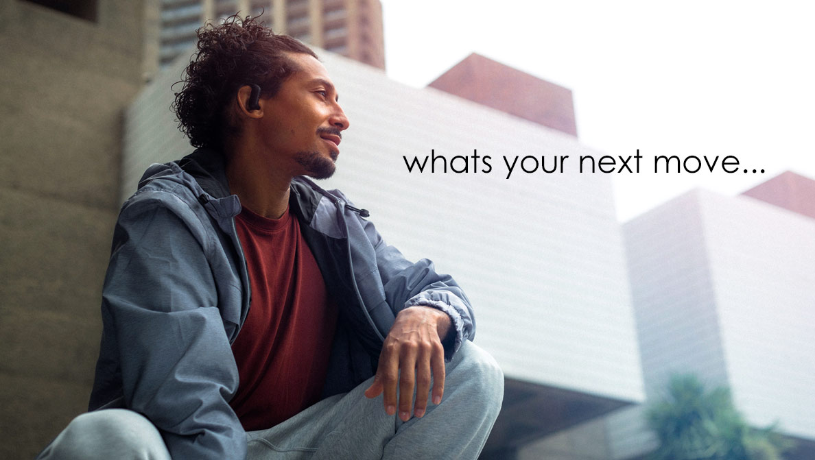 sportpods - what's your next move