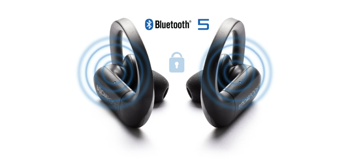 Sportpods - True Wireless Earbuds