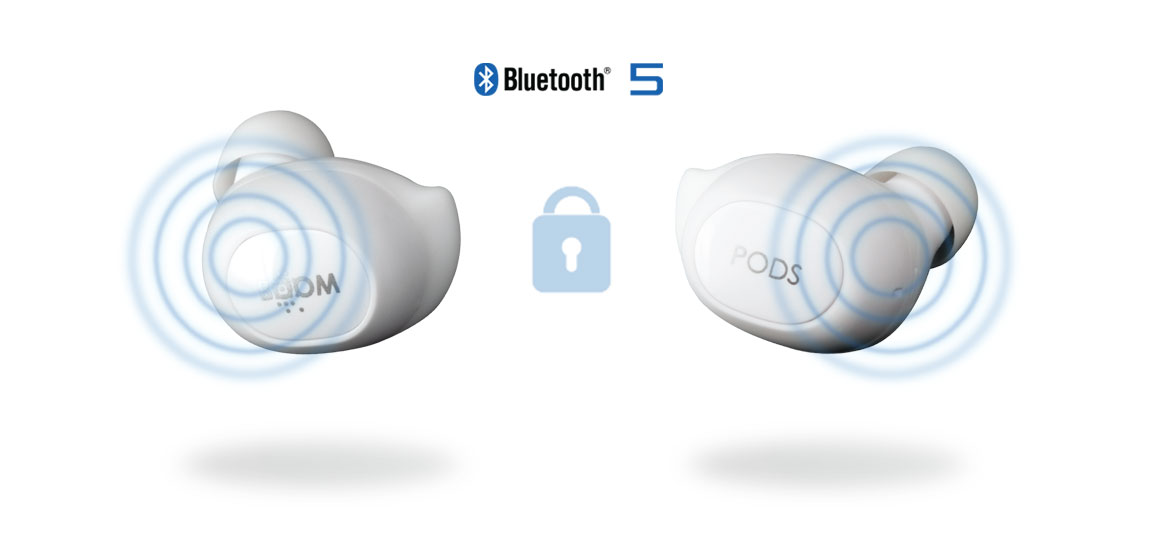 Bluetooth 5 - instant connection