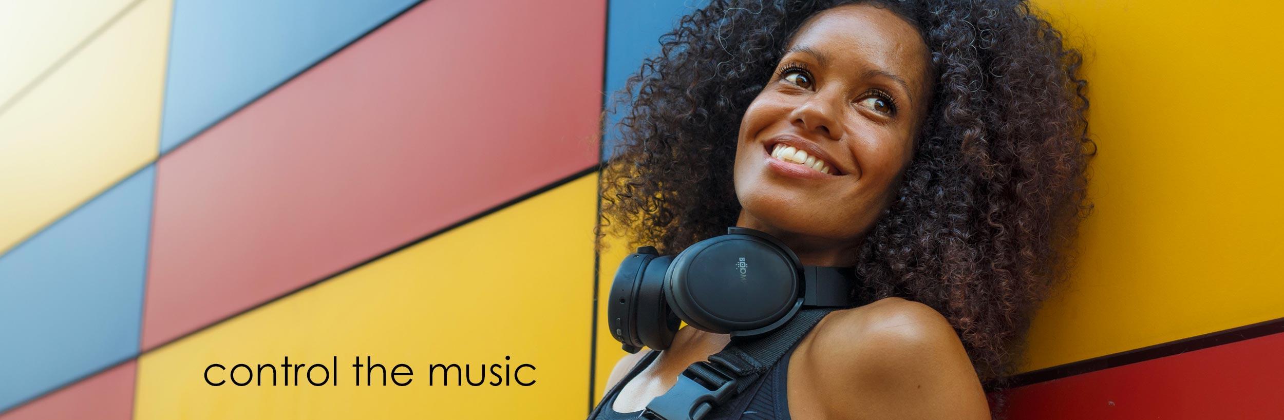 Headpods PRO - Control the music