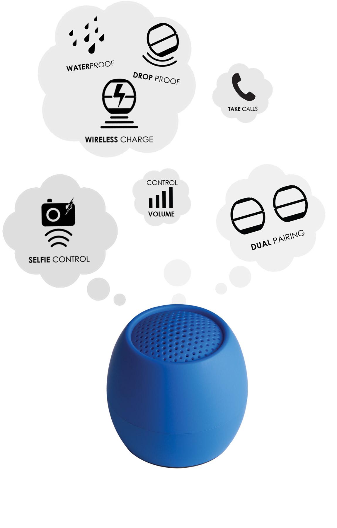 Boompods Zero bluetooth speaker