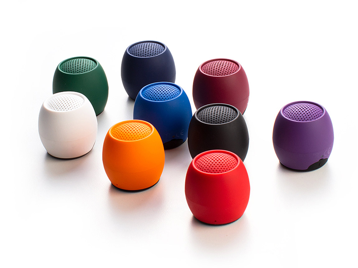 Zero Speaker - In an array of stunning colours