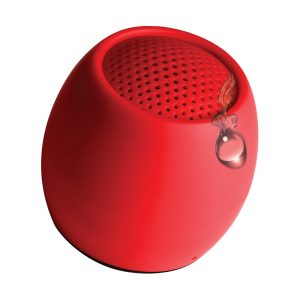 Boompods Zero Speaker - in red