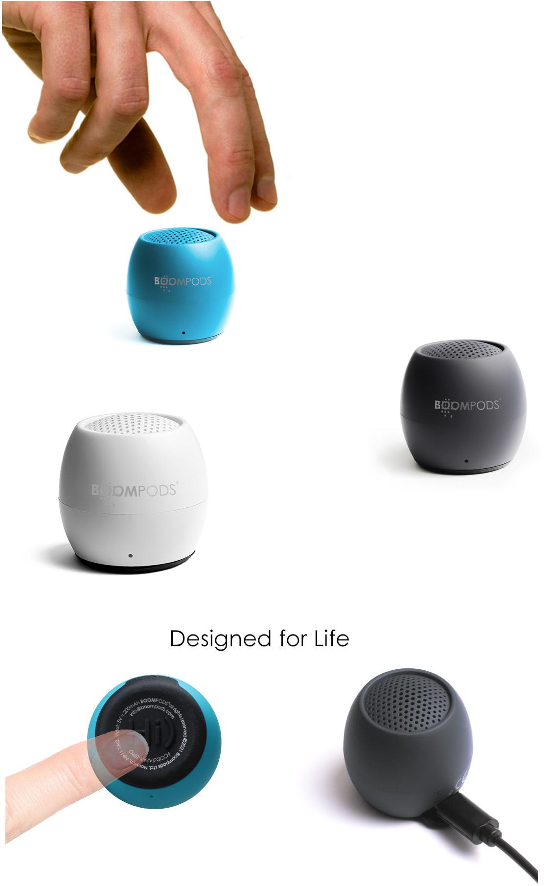 Zero Talk Speaker - In an array of stunning colours