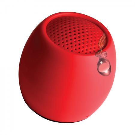 Boompods Zero Speaker - in red